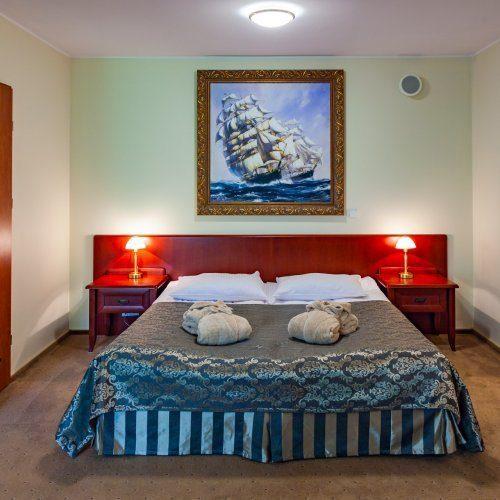 159 komfortowych pokoi