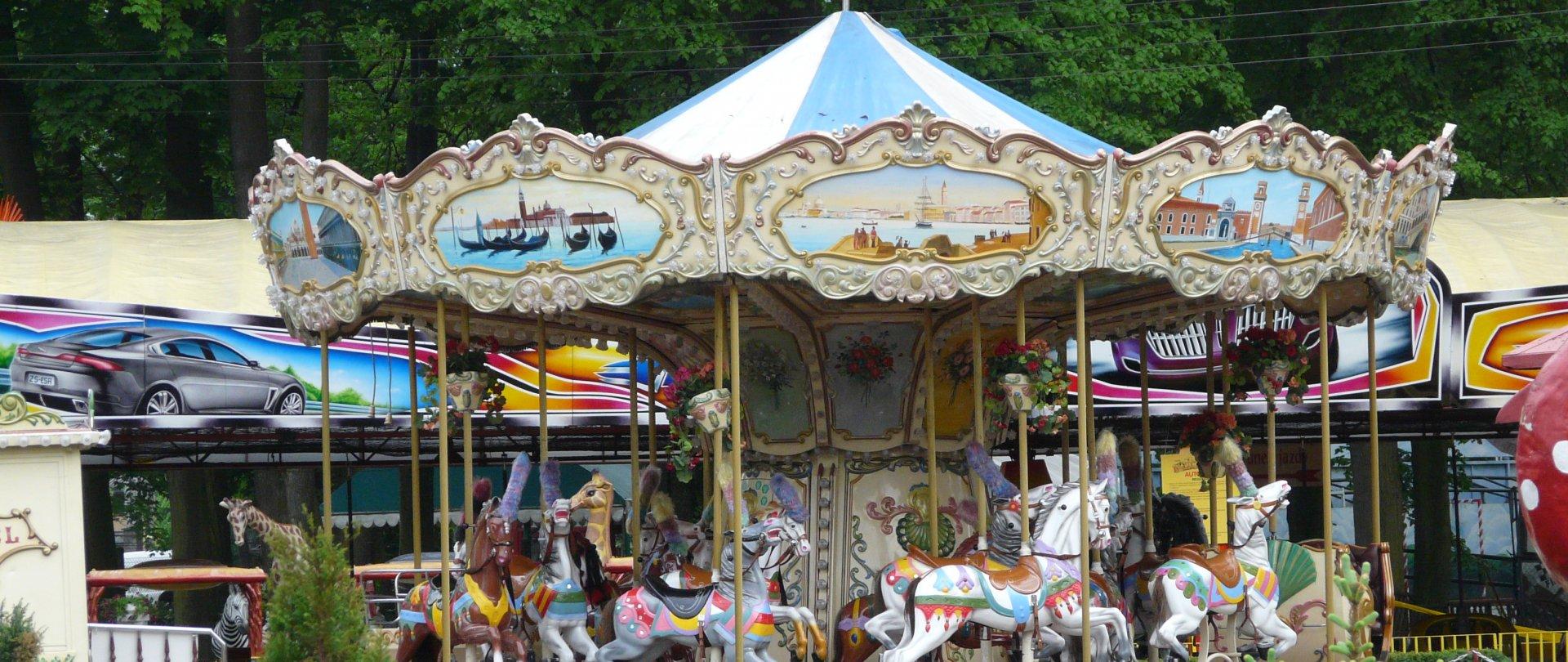 Rabkoland – rodzinny park rozrywki