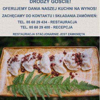 Restauracja z daniami dla wegan!