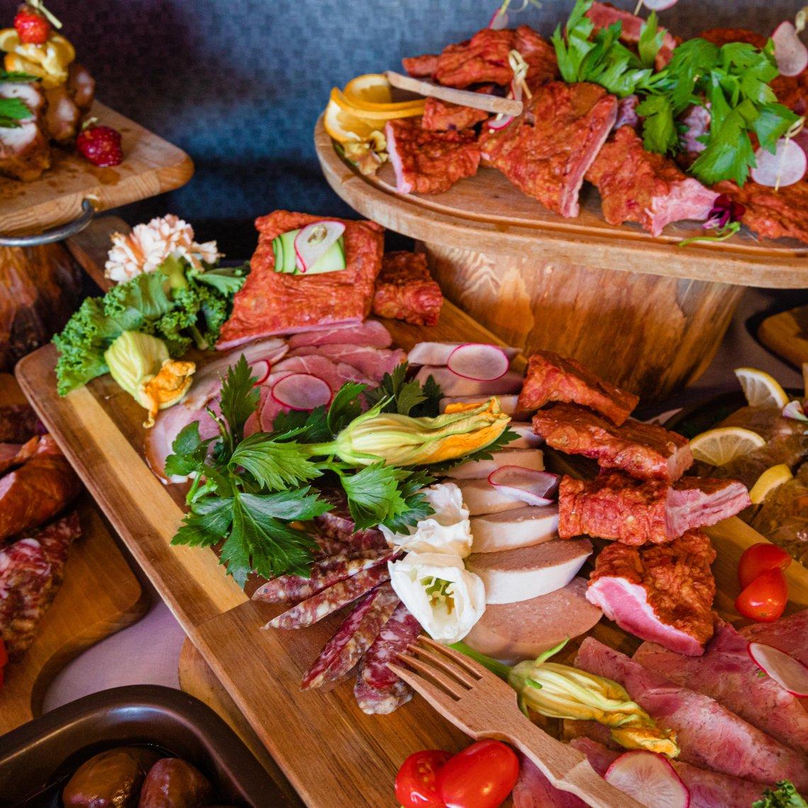 Podlasie regional buffet