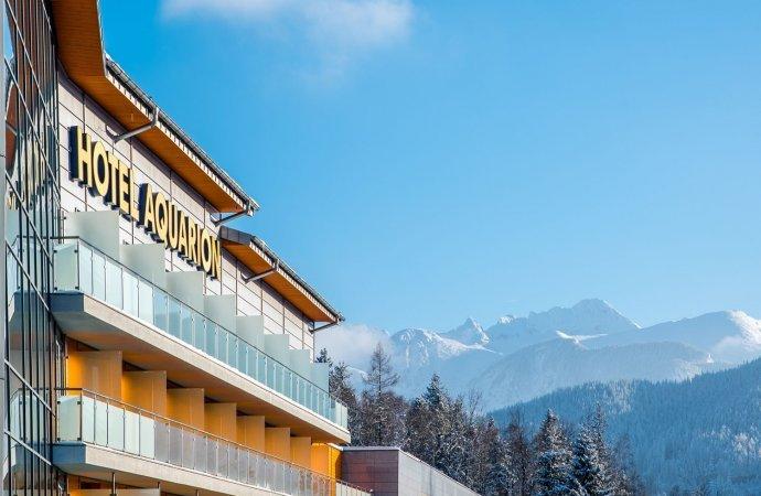 Hotel Aquarion, Zakopane.