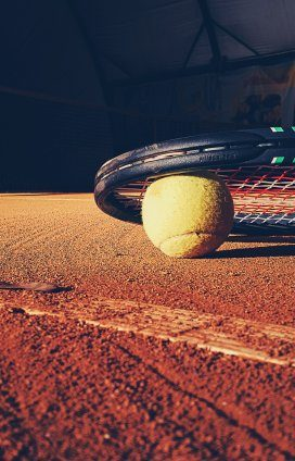 Tennis, Squash Cubeball