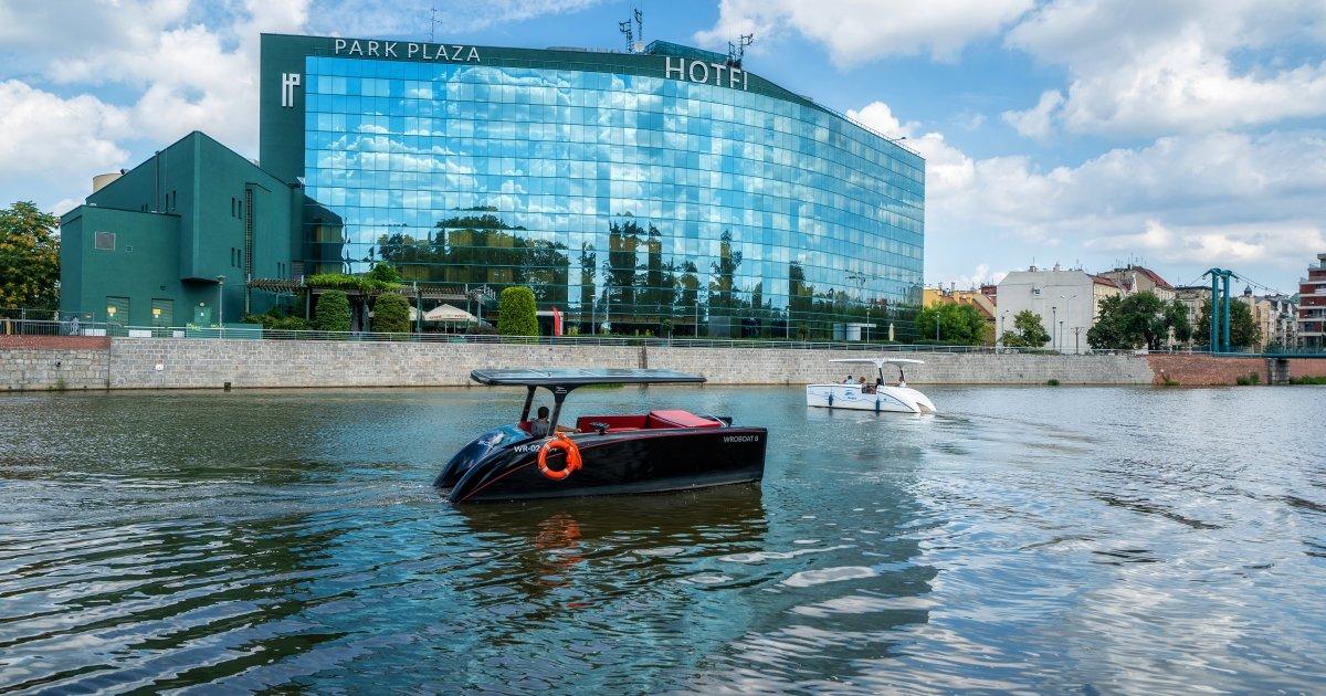 HP Park Plaza Wrocław ****
