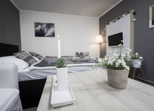Cosy, clean and  functional apartments
