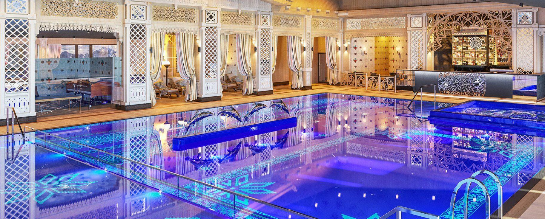 Hotel Spa W Zakopanem Hotel Mercure Kasprowy