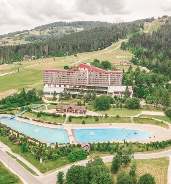 Hotel Kasprowy is accepting Guests again!