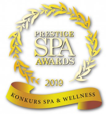 Najlepszy resort Spa w konkursie Spa Prestige Awards