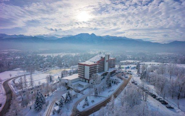 Stacja narciarska Szymoszkowa