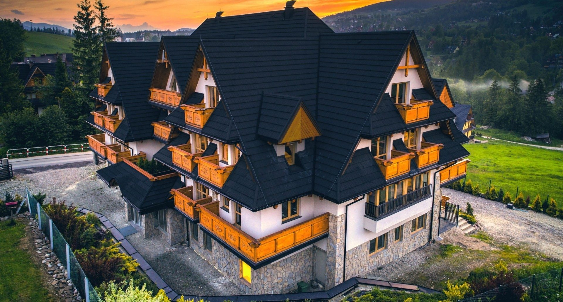 Rezydencja Korona Tatr, Zakopane