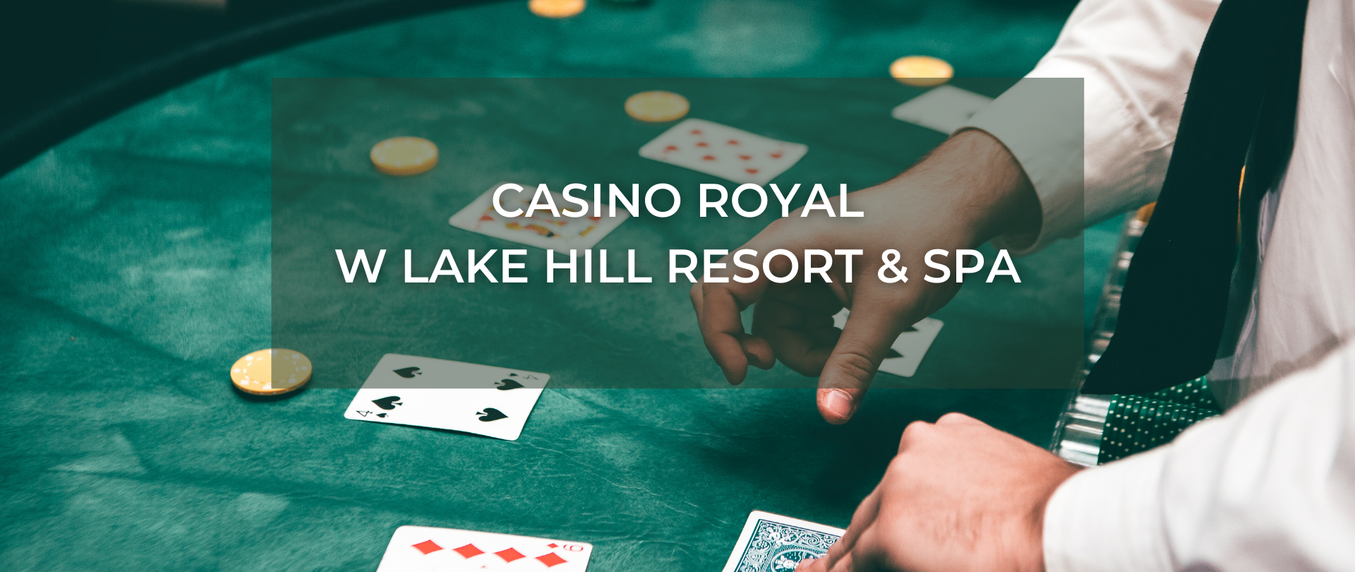 Casino Royal w Lake Hill Resort & SPA