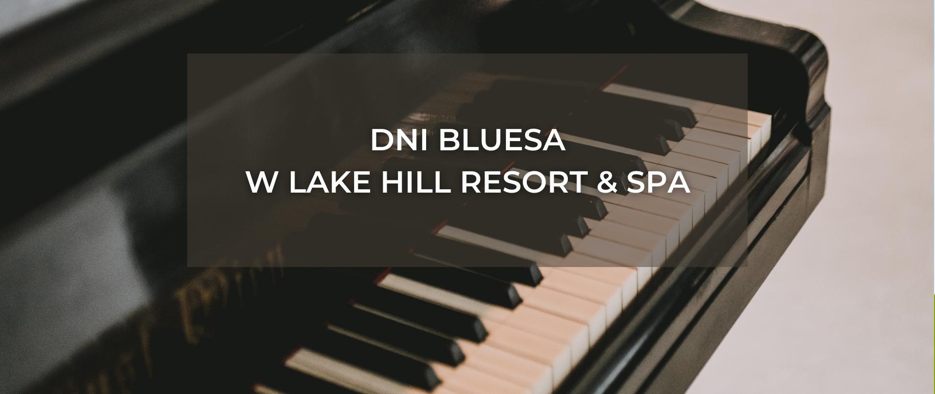Dni Bluesa w Lake Hill Resort & SPA