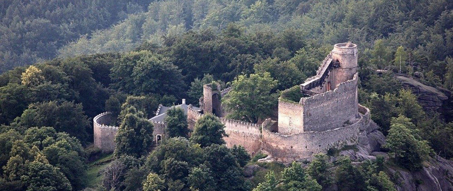 Zamek Chojnik z Zachełmia
