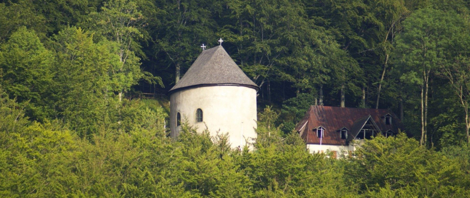 Annakapelle beim Guten Born (Dobre Źródło)
