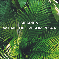August at Lake Hill Resort & SPA