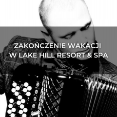 End of holidays at Lake Hill Resort & SPA