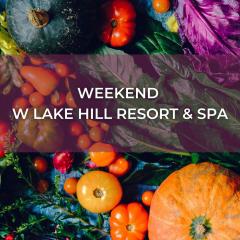 Regionally at Lake Hill Resort & SPA