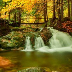 Podgórna Waterfalls