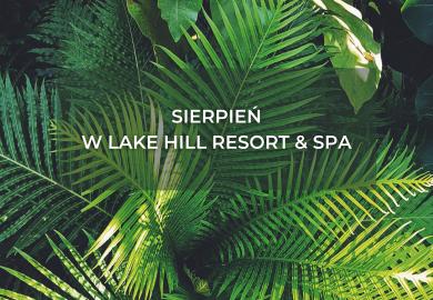 Srpna v Lake Hill Resort & SPA