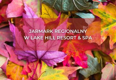 Regionálně v hotelu Lake Hill | 23.10.