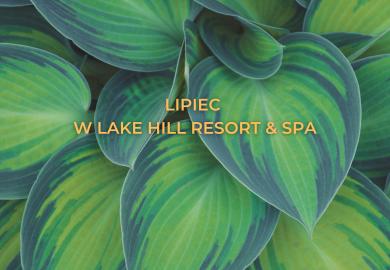 Červenec v Lake Hill Resort & SPA