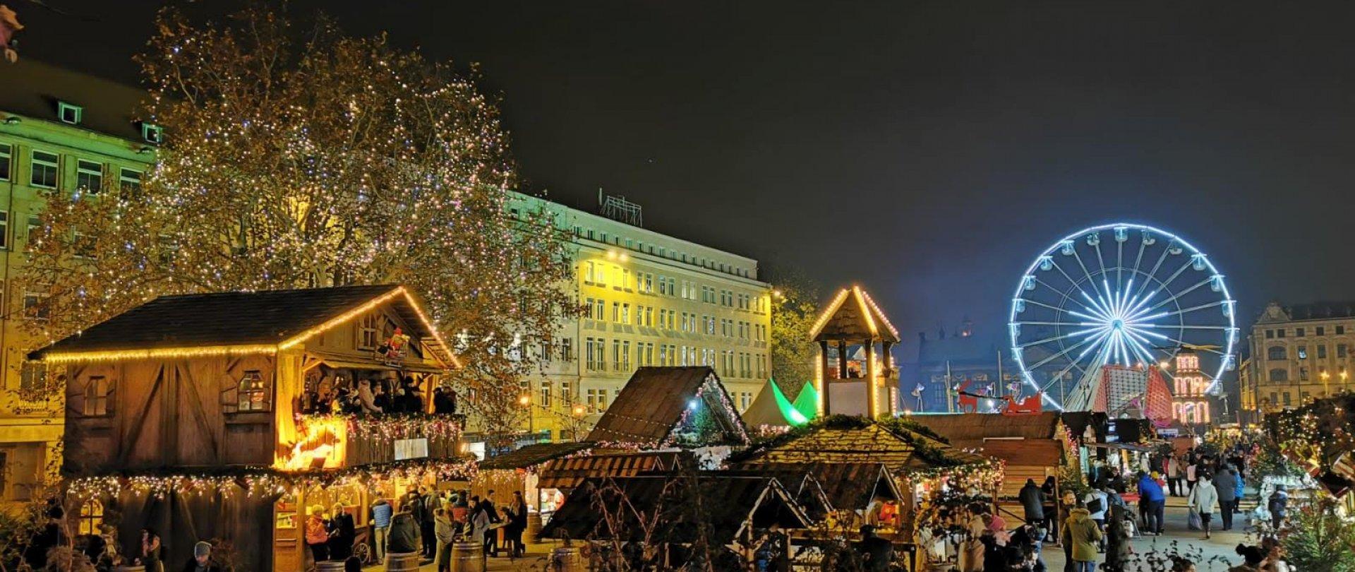 Bajkowe Betlejem w Poznaniu