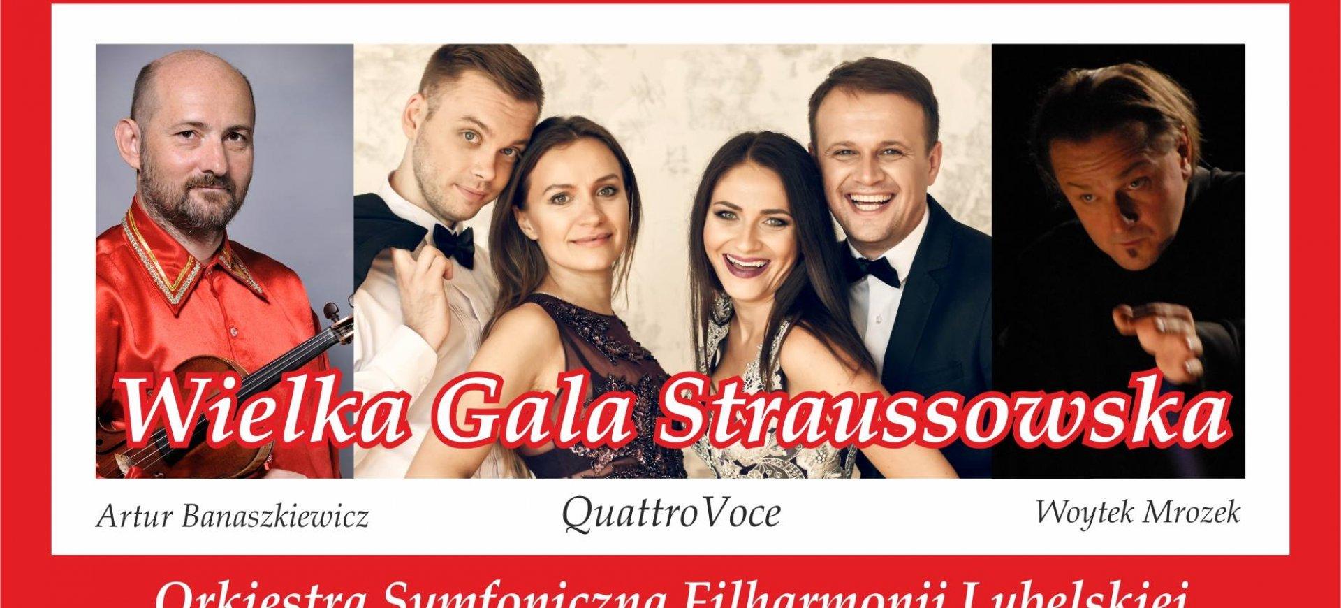 Artyści estrady: Wielka Gala Straussowska