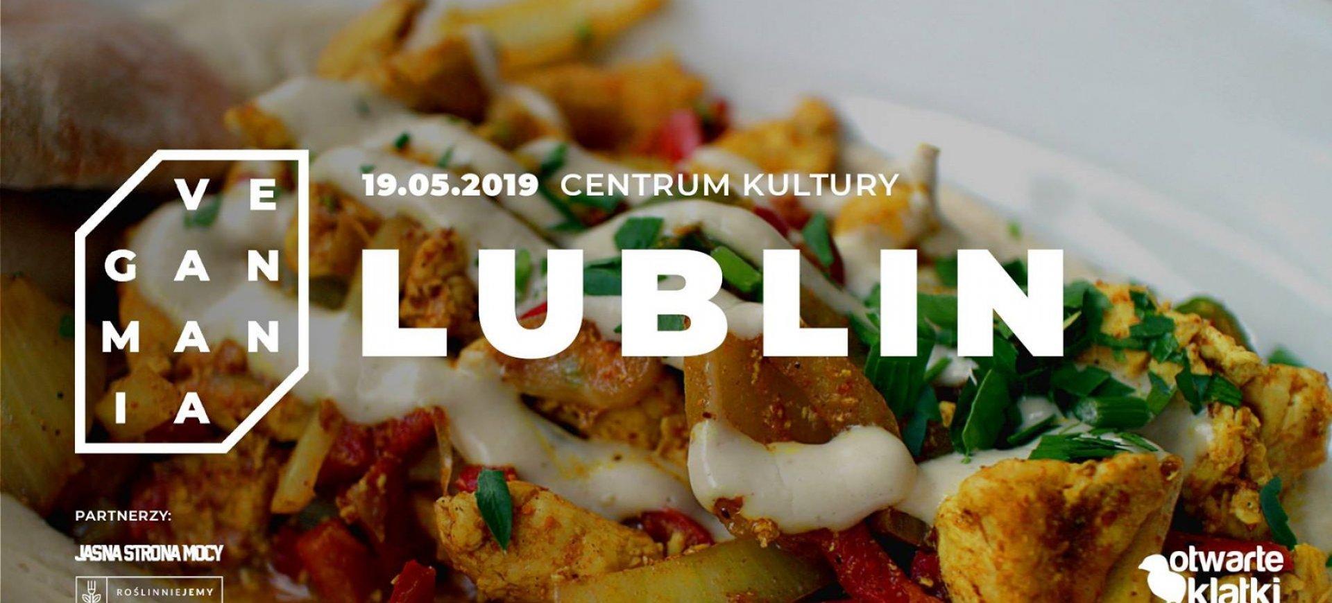 Veganmania Lublin 2019