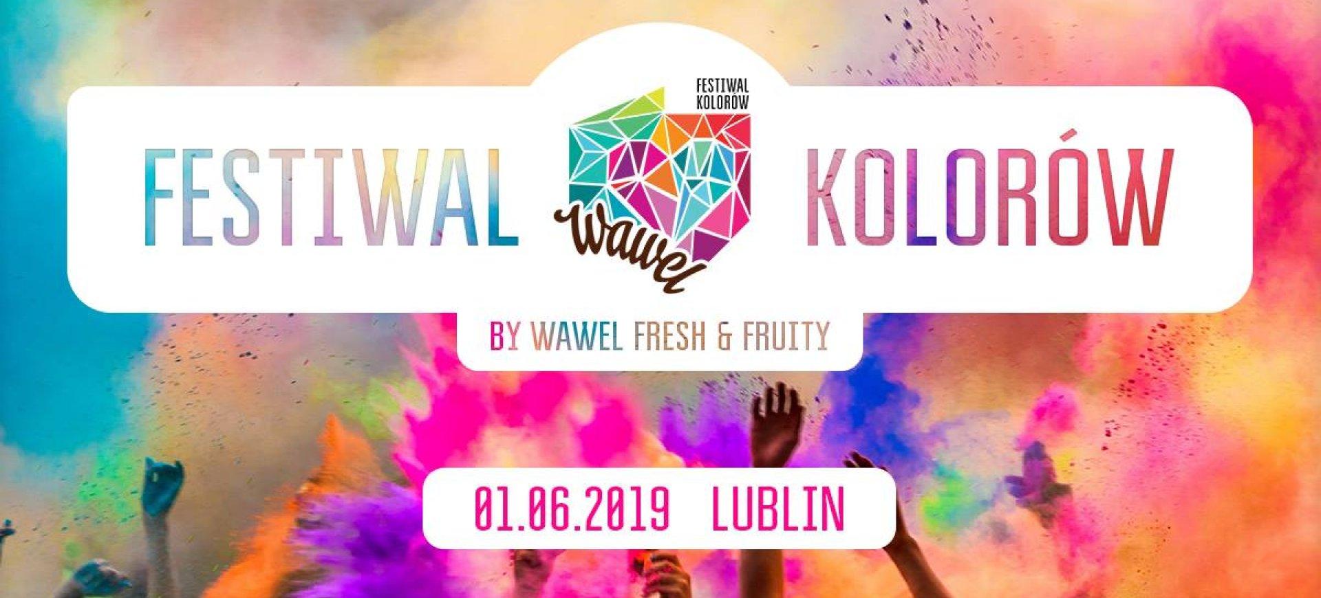 Festiwal Kolorów w Lublinie 2019!
