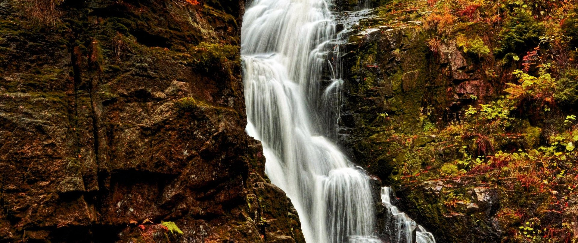 Wasserfall Kamieńczyk