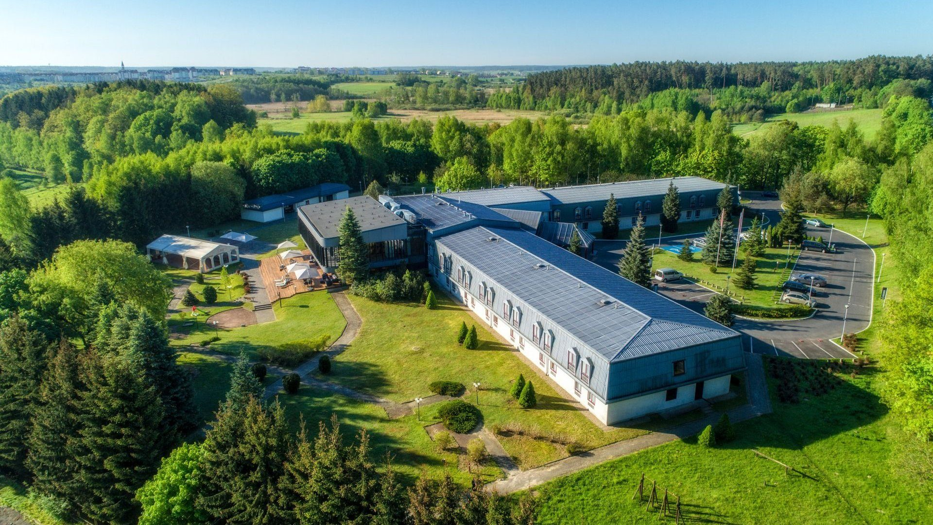 Startseite Hotel Hp Park Olsztyn