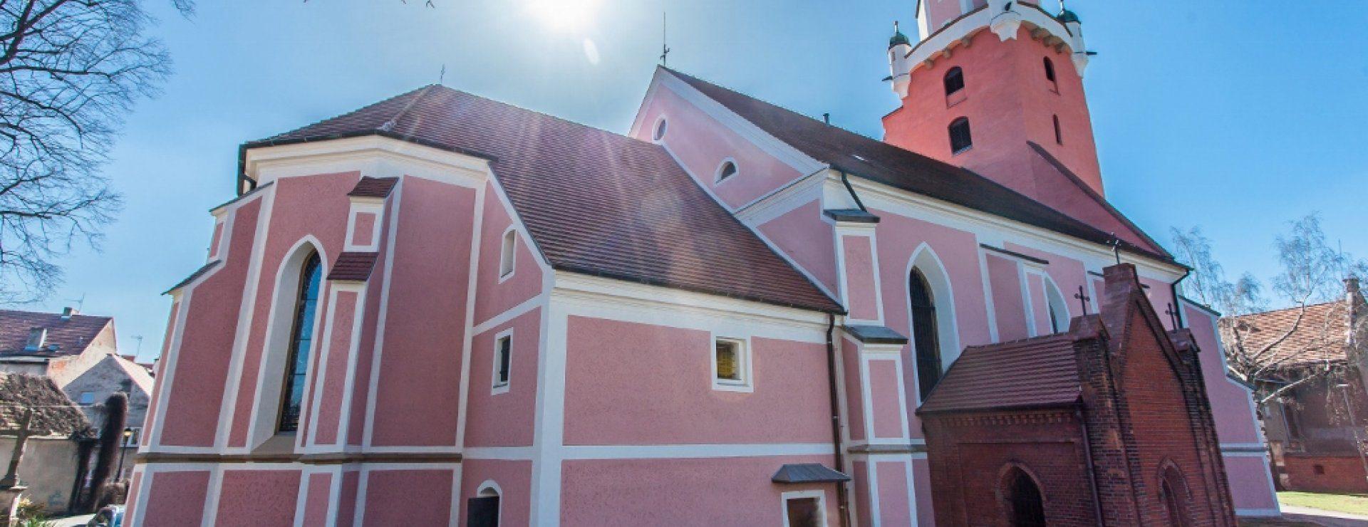 Kościół Piotra i Pawła w Kątach Wrocławskich