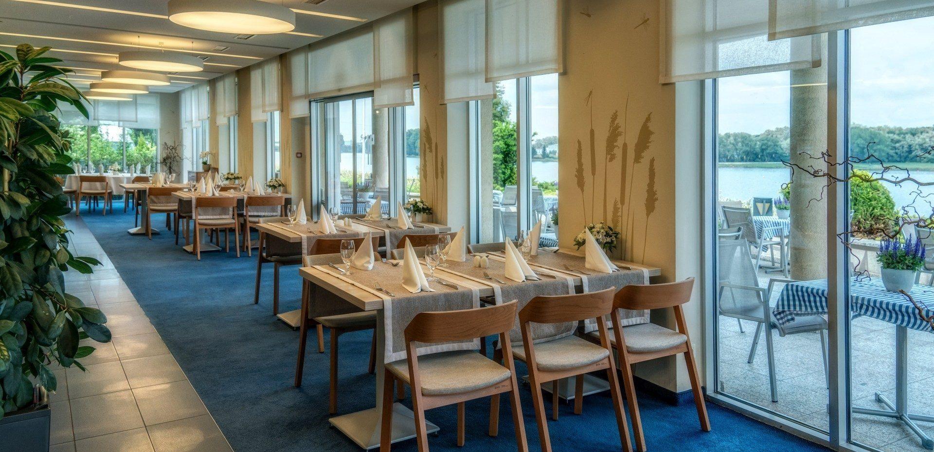 Restauracja Hotel Hp Park Poznan
