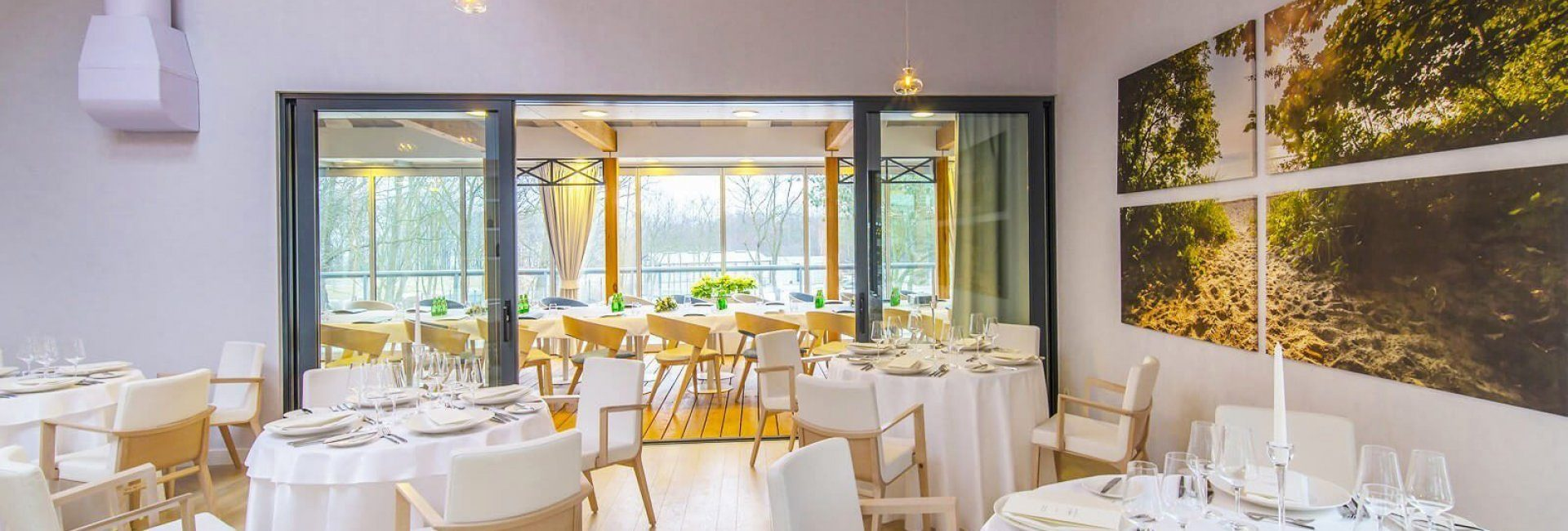Restauracja Natura Rosevia Resort Spa