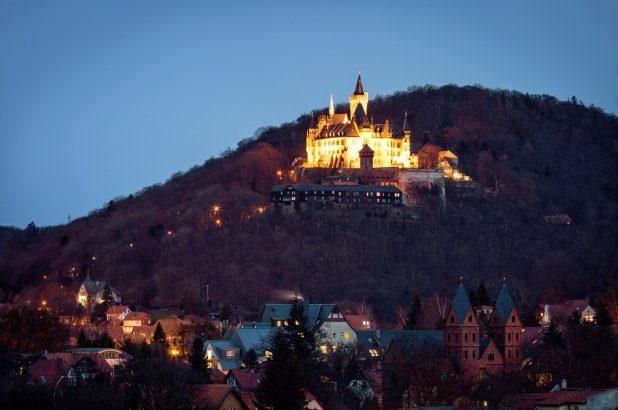 Excursion to a fairytale castle