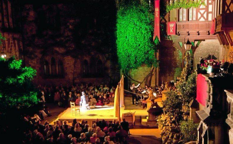 23. Wernigeröder Schlossfestspiele