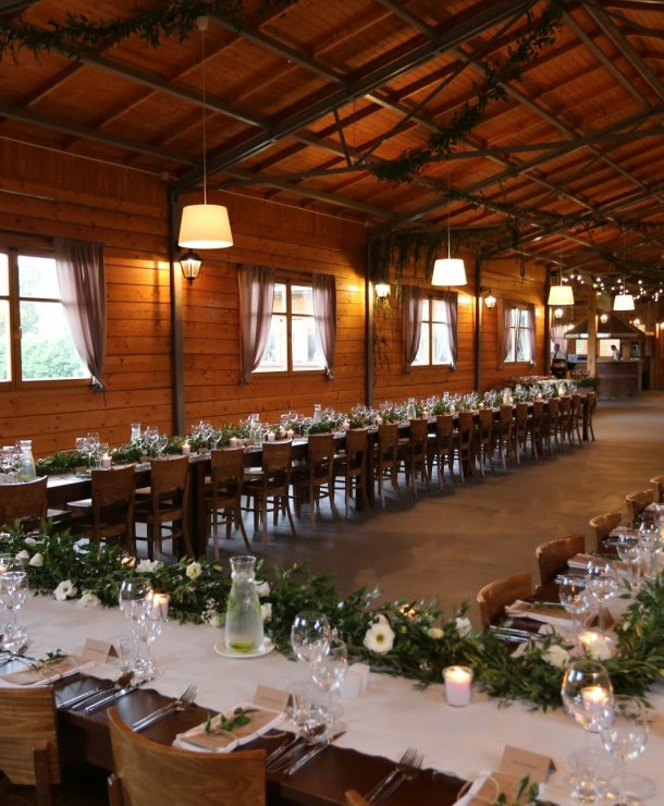 Wedding halls near Warsaw