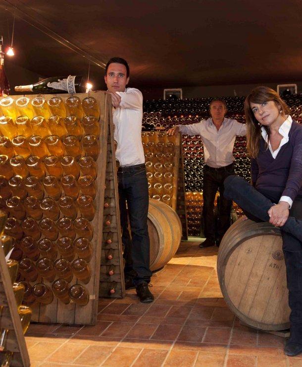 Wines from the Sunny Tuscany