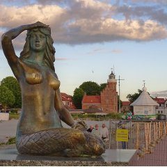 Mermaid from Ustka
