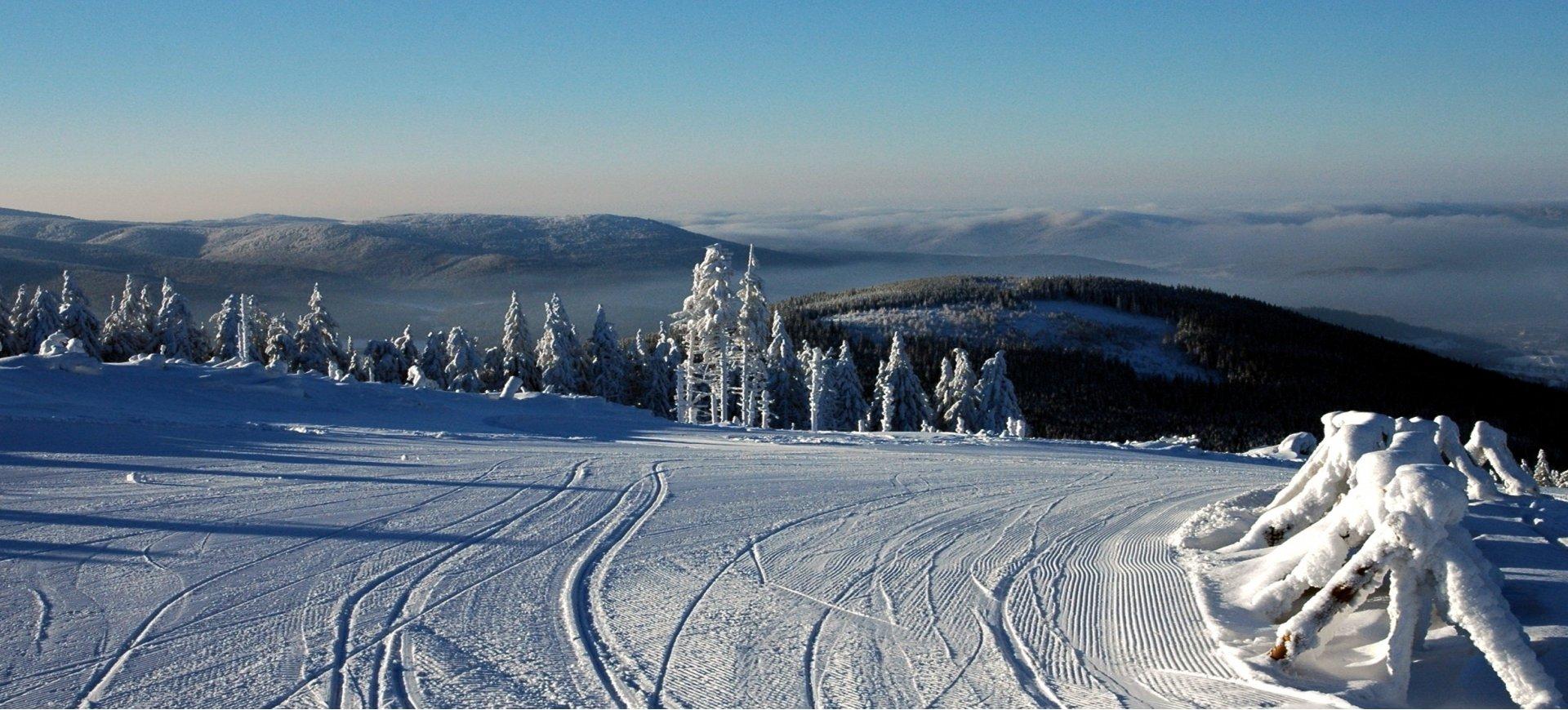 Czarna Góra - Ośrodek narciarski