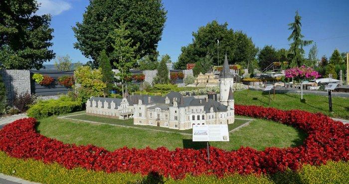 Minieuroland Park Miniatur
