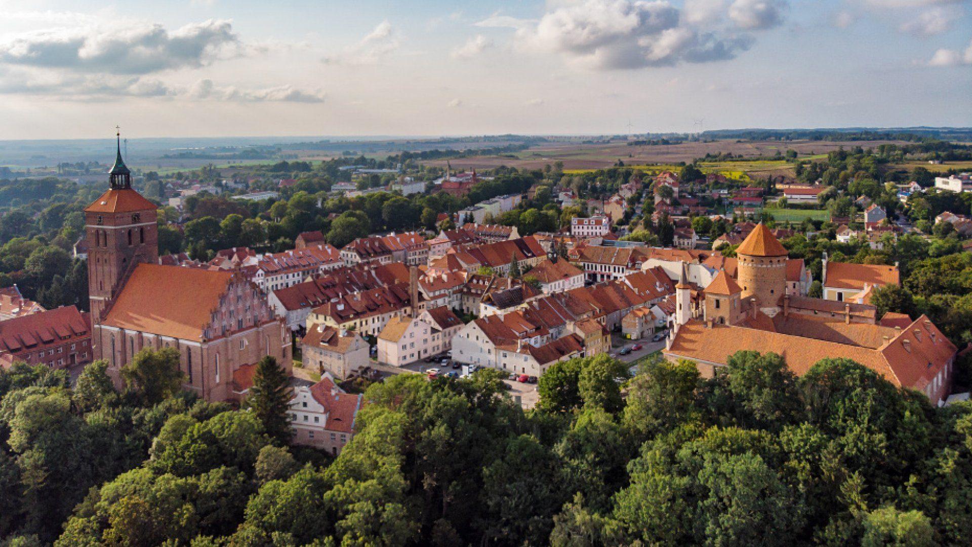 hoteles en castillos Hotel Zamek Reszel Kreativ, Polonia
