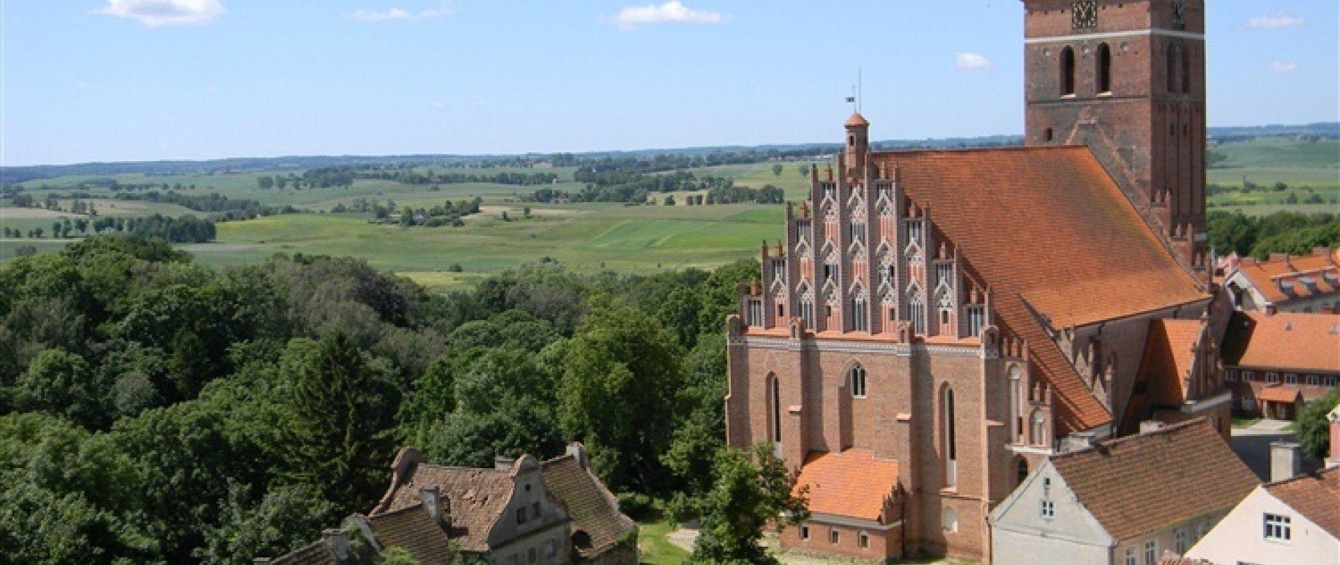 Kościół Świętych Apostołów Piotra i Pawła w Reszlu