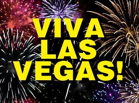 SYLWESTER Viva Las Vegas!