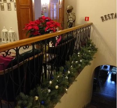 Święta w Dworze Zbożenna
