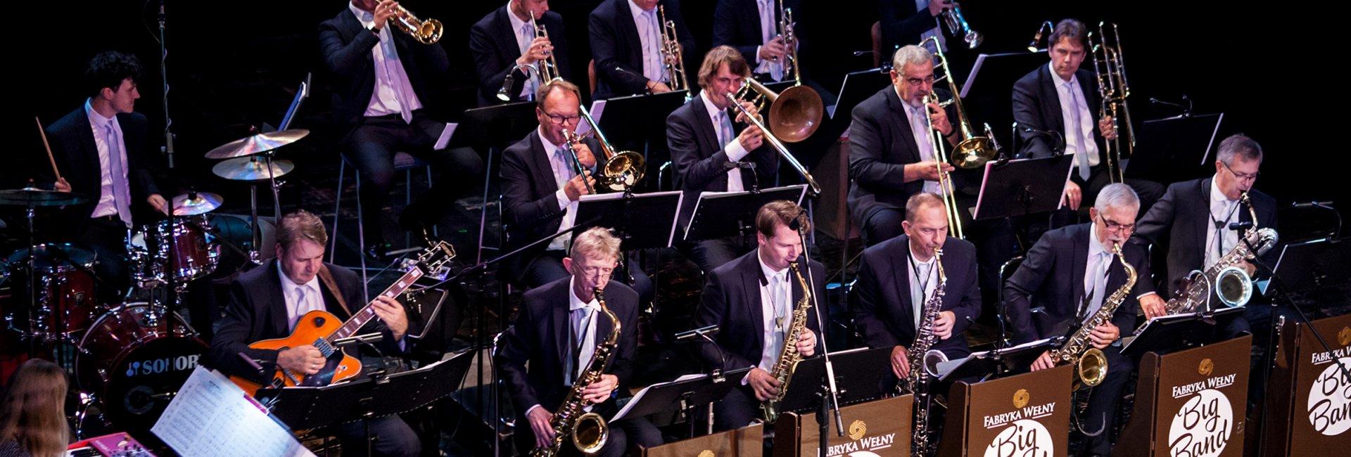 Big Band na Dzień Kobiet