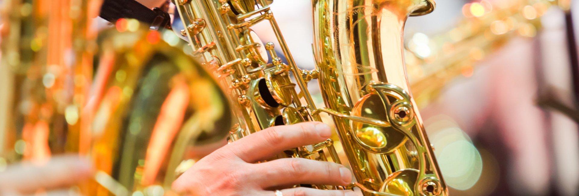 Listopadowy koncert Big Bandu Fabryka Wełny