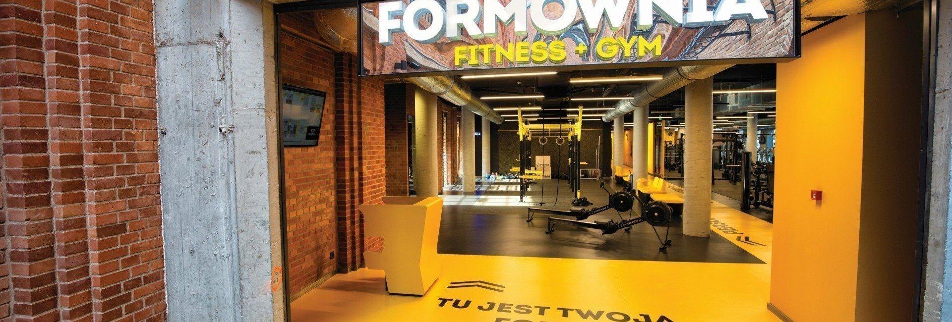 Nowa przestrzeń treningowa w Formowni