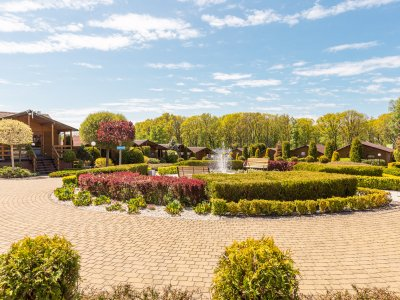 Ogród Domki