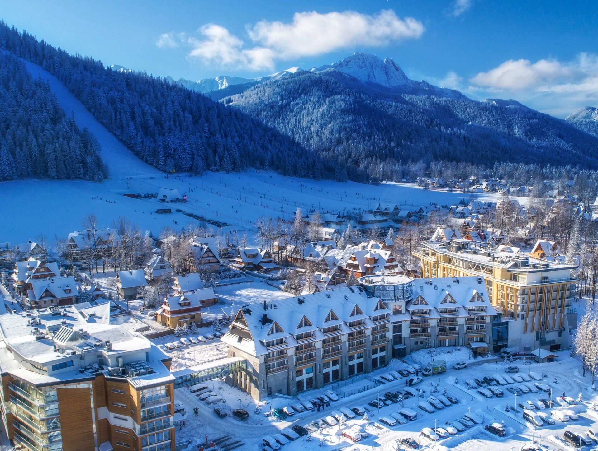 Hotels In Zakopane Nosalowy Dwor Resort Spa