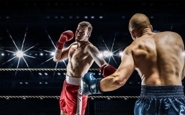 Nosalowy Dwór Boxing Night